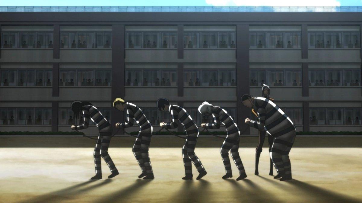 Prison School Anime