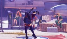 Street Fighter V DLC Takes Us Back to School