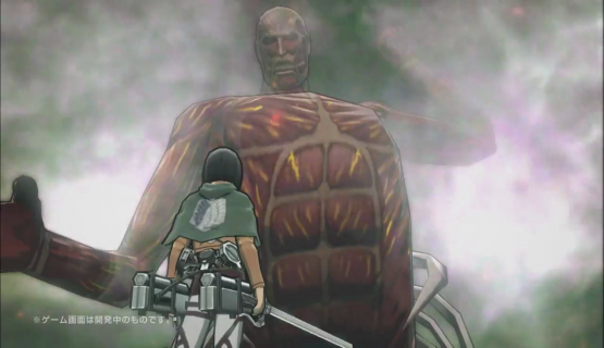 Attack on Titan 2 Gameplay First Look in New 3DS Trailer 2