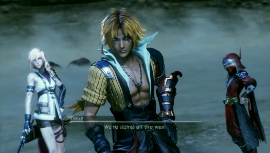Dissidia Final Fantasy NT Gameplay Revealed at E3 2