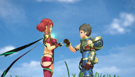 Take a Look at Xenoblade Chronicles 2 Gameplay & New Trailer 1