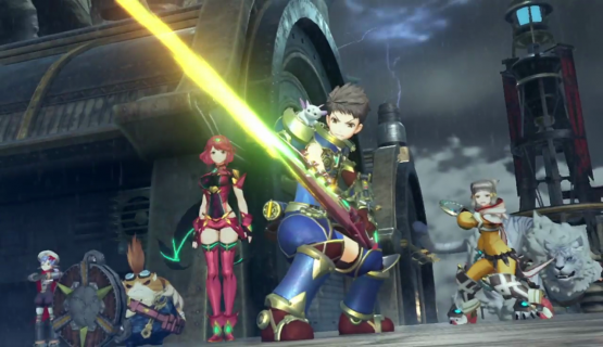 Take a Look at Xenoblade Chronicles 2 Gameplay & New Trailer 2