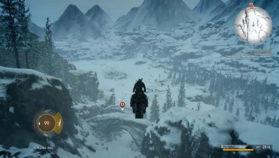 Final Fantasy XV Episode Prompto Trailer Drops, Shows Snowy Environments & Aranea 2