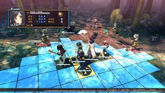 Utawarerumono: Mask of Deception Review (PS4)