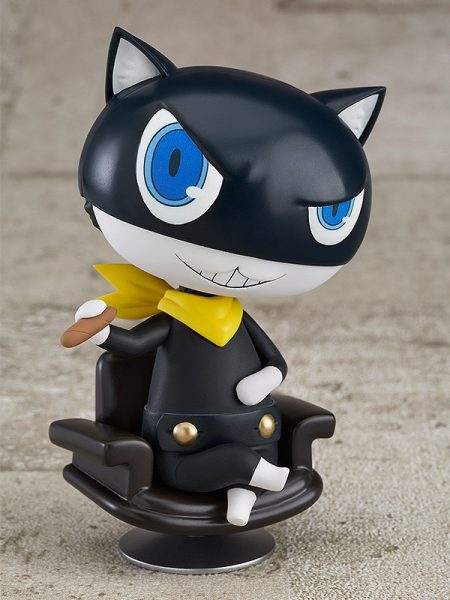 Persona 5 Morgana Nendoroid Now Available for Pre-Order