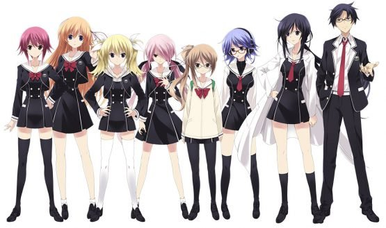 Chaos;Child Characters