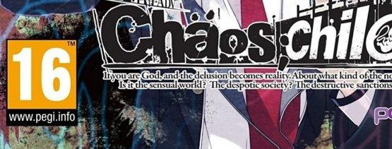 chaos;child ps4 pegi