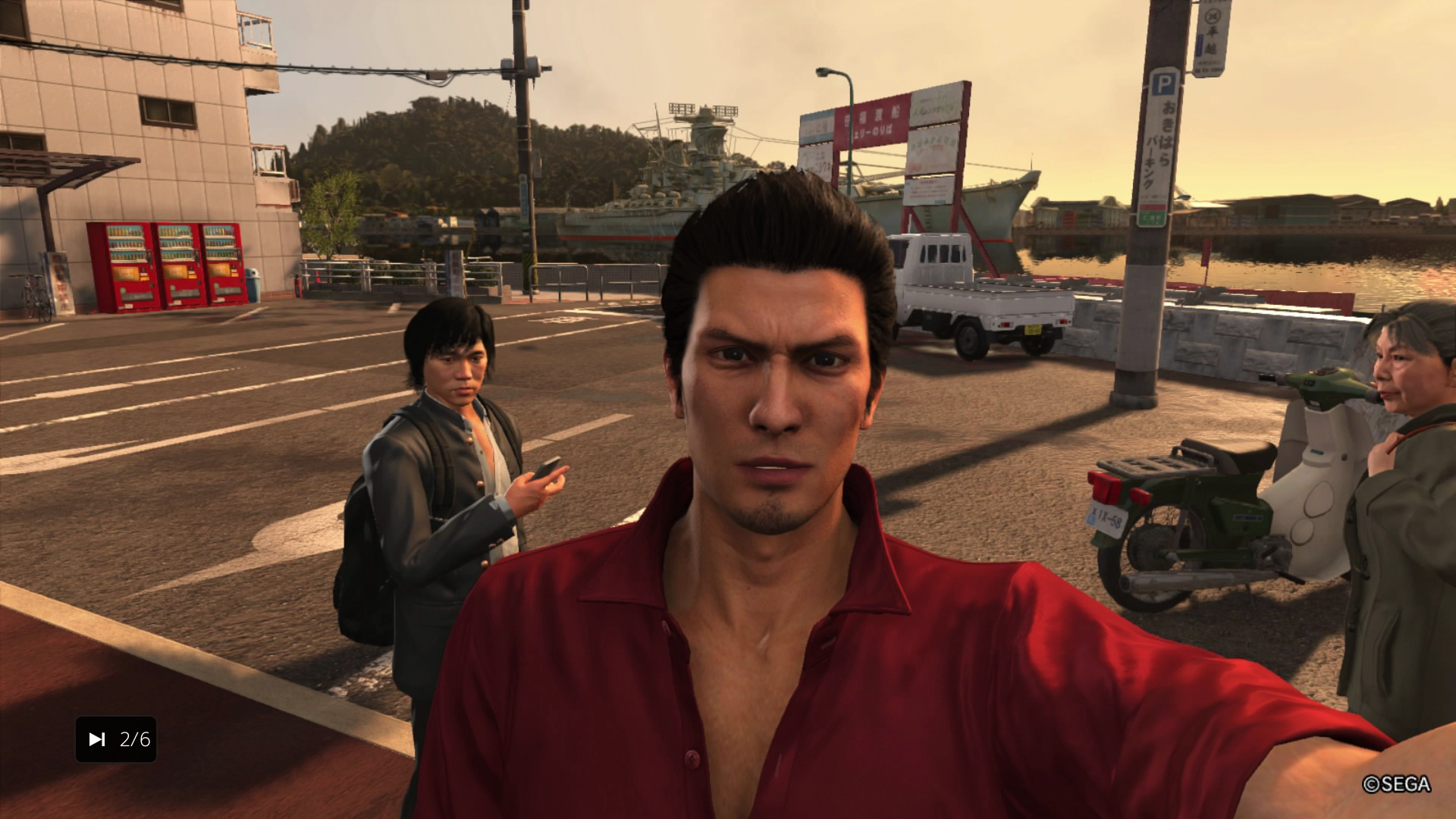 Yakuza 6 Releases March 2018 In The West Rice Digital