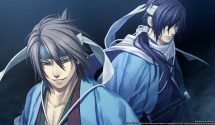 Hakuoki: Kyoto Winds Steam Port Launches August 24th