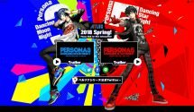 Persona 3 Dancing Moon Night and Persona 5 Dancing Star Night Announced