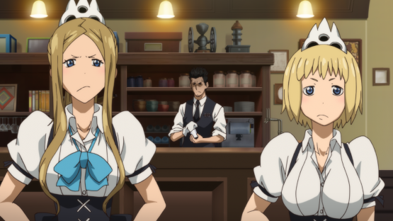 soul eater not! review