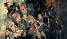 balthier and fran spin-off