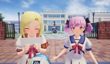 Gal Gun VR Stealth Drops on Steam, is What You'd Expect