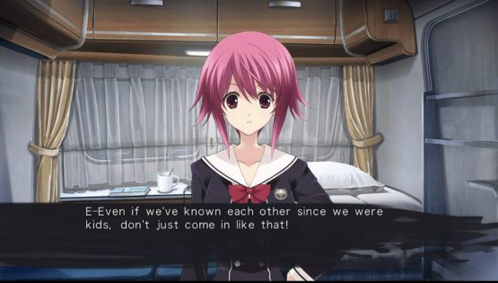 Chaos;Child Preview Serika