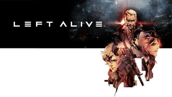 Square Enix Releases Survival Action Shooter Left Alive Teaser Trailer
