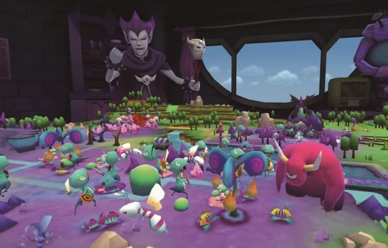 No Heroes Allowed! VR Coming West Next Month - 3