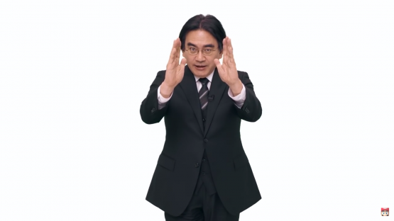 Iwata Continues to Watch Over Nintendo With Hidden Golf Switch Game 1