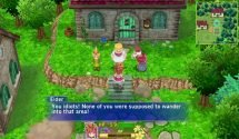 Secret of Mana Remake Gets 10 Minutes of Footage