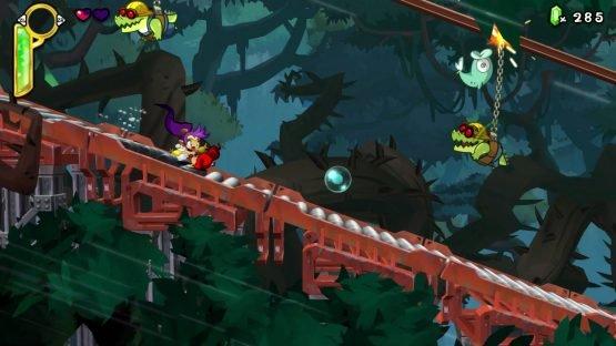Shantae: Half-Genie Hero Ultimate Edition Coming to Europe