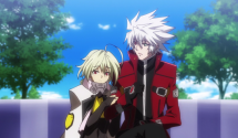 BlazBlue: Alter Memory Review (Anime)