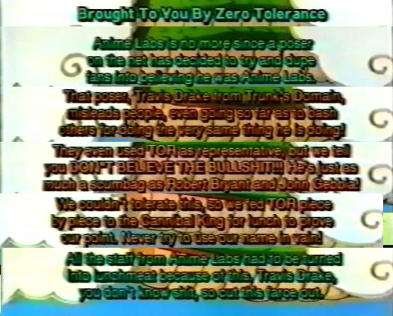 The VHS Dragon Ball Fan Sub Community Had a Lot of Drama 5