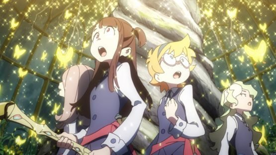 Little Witch Academia Chamber of Time Interview - The Importance of Closeness Between Developer & Anime Studio 5