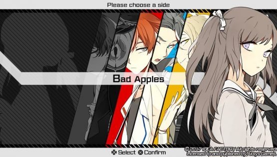 Bad Apple Wars Review (PS Vita)