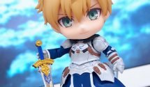 Orange Rouge Announces Prototype Saber Nendoroid and Ascension Ver.