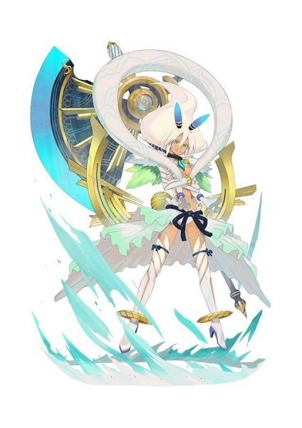 Xenoblade Chronicles 2 Gets Characters From Final Fantasy and Tales Artists