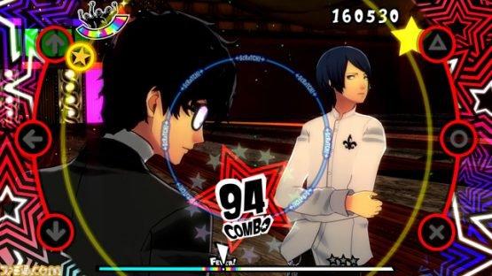 New Persona Dancing Game Screenshots Highlight 4 More Characters