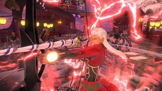Fate/EXTELLA Link Details New Servants, Japanese Limited Edition