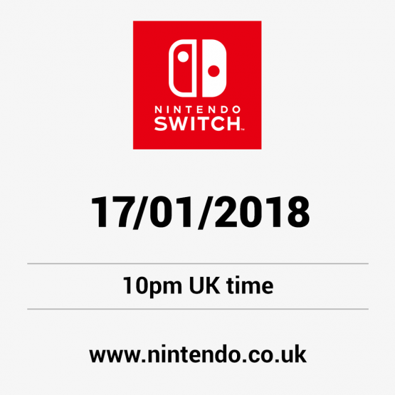 Mysterious New Nintendo Switch Announcement Coming Very Soon