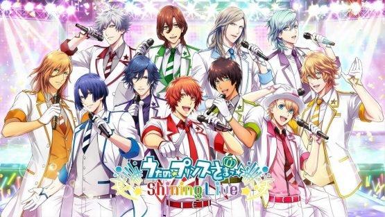 Utano Princesama Shining Live Worldwide Release Coming Soon