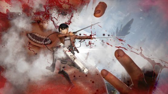 Attack on Titan 2 Preview - Big Battles Come to the Small Screen (Switch) 2