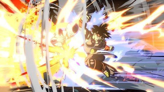 Dragon Ball FighterZ Broly & Bardock DLC First Screenshots Revealed 6