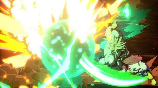Dragon Ball FighterZ Broly & Bardock DLC First Screenshots Revealed 3