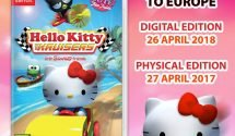 Hello Kitty Kruisers Releases on Switch Next Month