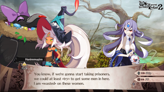The Witch and the Hundred Knight 2 Review - Story 1