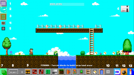 platago super platform game maker