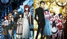 Steins;Gate 0 Anime Premiering 11th April, New Key Art Revealed
