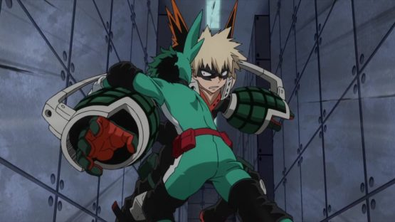 10 Favourite My Hero Academia Anime Moments