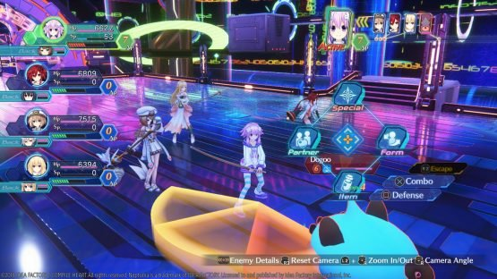 megadimension neptunia viir review