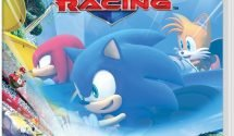 Team Sonic Racing Speeds into Winter