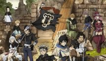 Black Clover Season One Part One Releases in the UK this August