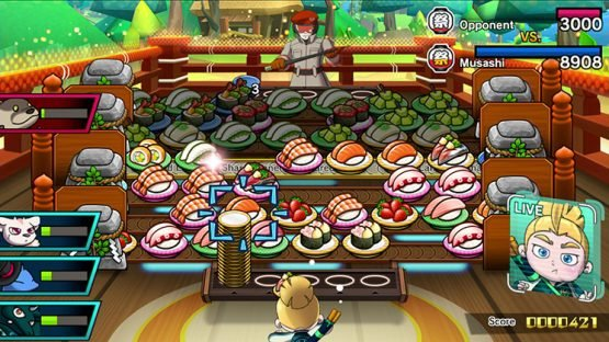sushi striker review 2