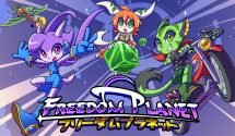 Sonic-alike indie title Freedom Planet is coming to Switch