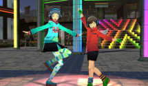 Persona 3&5 Dancing Preview