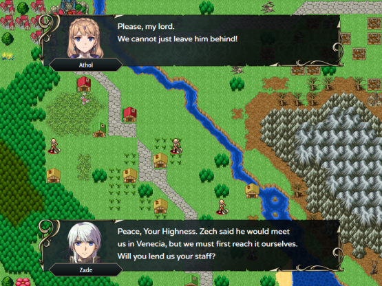 Vestaria Saga Demo Available Now on Steam, First Impressions
