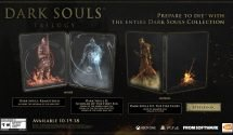 Dark Souls Trilogy Confirmed, but it's Skipping Europe
