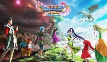 Dragon Quest XI Characters Shown Off in Trailer